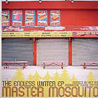 sleeve of the Master Mosquito EP which I remixed