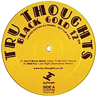 Various - Black Gold EP1